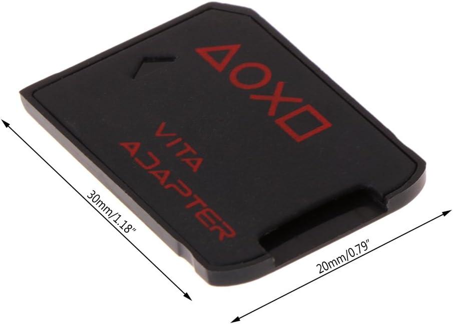 Junlinto DIY V3.0 Game Micro SD Memory Card Adapter Gen for PSV 1000 2000 SD2VITA PSVSD