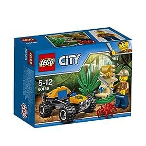 LEGO Jungle Buggy Play set