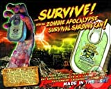 Zombie Apocalypse Survival Kit in a Sardine Can /