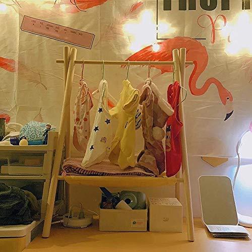 Funarrow Pet Dog Cat Coat Rack, Solid Wood Simple Wardrobe Hat Storage, Simple and Beautiful by Funarrow (Image #4)