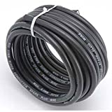 MSD Ignitions 34043 Super Conductor Bulk Wire, Black 100 ft.