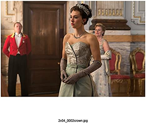 The Crown Vanessa Kirby As Princess Margaret Hands Together 8 X 10