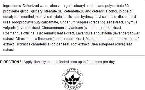 Swanson Aloe Vera Deep Heating Rub 8 fl Ounce 237 ml Gel