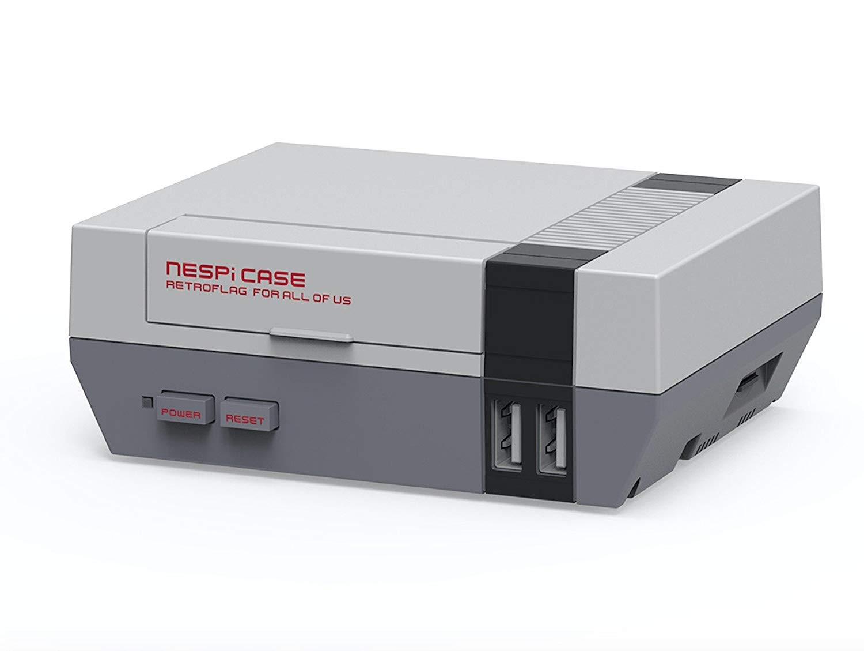 3/2//& 1 Raspberry Pi Mini caso NES Estilo nespi carcasa para Raspberry Pi B