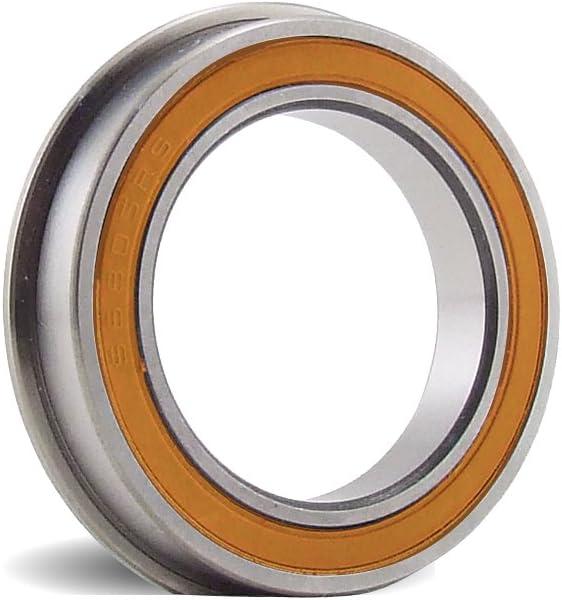 7x14x5 mm SMR147C-2OS ABEC-7 440c Stainless Steel CERAMIC Ball Bearing 2 PCS