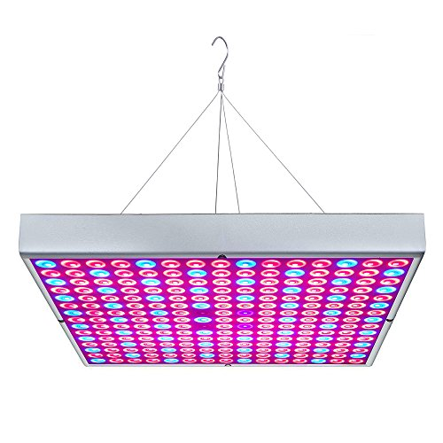 Osunby LED Grow Light 45W UV IR Growing Lamp for Indoor Plants Hydroponic Plant Grow Light ()