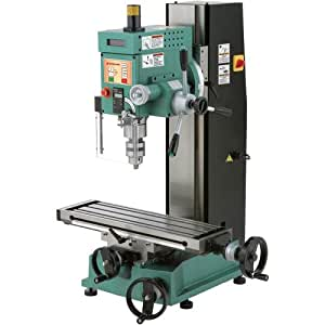 Grizzly G0619 Mill/Drill, 6 x 21-Inch