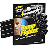 Bump Fighter Disposable Razors 4 Each (Pack of 11)