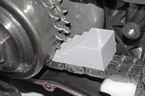 Polyurethane Locking Tool Universal for Harley Davidson Primary Drive Hub Lock