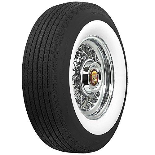Coker White Wall Tires - Coker Tire 62803 Coker Classic 3 1/4 Inch Whitewall G78-15