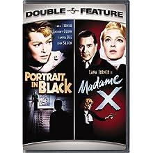 Portrait in Black / Madame X (Double Feature) (1960)