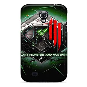 Samsung Galaxy S4 SgC9879ywdq Provide Private Custom Fashion Skrillex Pictures Anti-Scratch Cell-phone Hard Covers -JohnPrimeauMaurice