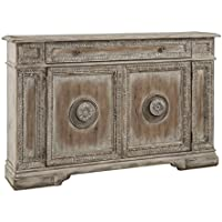 Pulaski PFC Accents Credenza Chests 60W x 13D x 38H-Inch, Light - Wood Finish