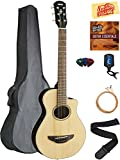 Yamaha APXT2 3/4-Size Acoustic-Electric Guitar Bundle with...