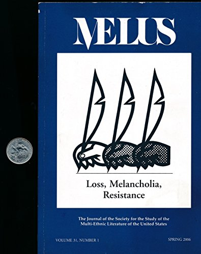 Blu Hanging (MELUS : Articles- Loss, Melancholia, Resistance- Leprosy in Blu's Hanging; Hagiographic Commemorafiction; Native Resistance in Jacksonian America;)