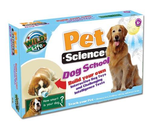 Wild Science Dog School Pet Science (Wild Science Kit)