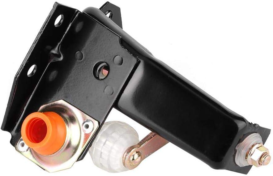 Akozon Gest/änge-Schalthebel Schaltmechanismus f/ür Eisengetriebe-Schaltgest/änge 191711083 f/ür 19E 1G1 1983-1992