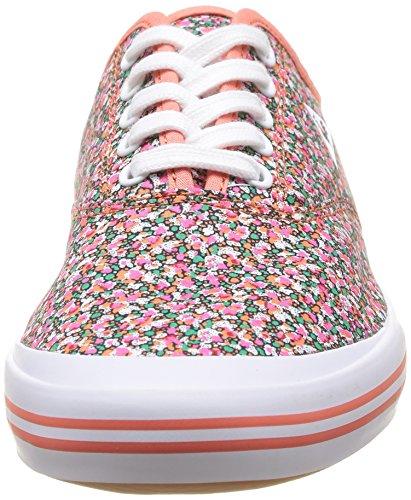 Grandville Donna Da W summer Le Basse Coral Sportif Orange Flower Cvo Micro Coq Sneakers ASEwaEqvx