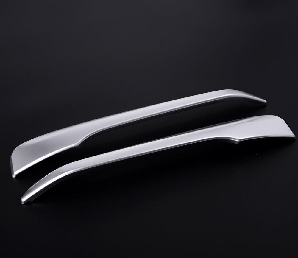 piezas para tunear accesorios con nuevos estilos 2 piezas para retocar faros antiniebla delanteros