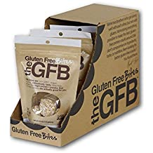 The GFB Gluten Free, Non-GMO High Protein Bites, Coconut Cashew Crunch, 4 Ounce (6 Count)