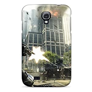 New Design Shatterproof Jjx2134jYcR Cases For Galaxy S4 (crysis 2 Gameplay)