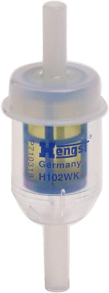 Hen H102WK Inyecci/ón de Combustible