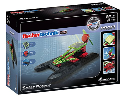 Fischertechnik 533875 - Baukaesten, Solar Power