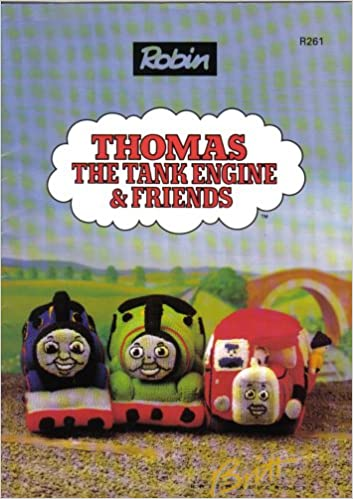 Thomas The Tank Engine And Friends Knitting Pattern Thomas The