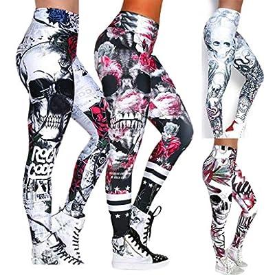 charmsamx Halloween Yoga Pants