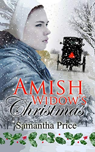 BEST! Amish Widow's Christmas: Inspirational Amish Romance (Expectant Amish Widows Book 12) [T.X.T]