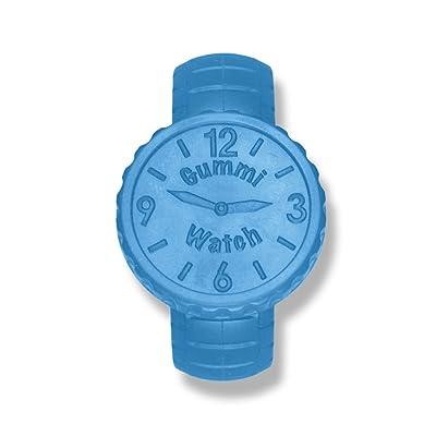 KidKusion Gummi Teething Watch, Blue : Baby