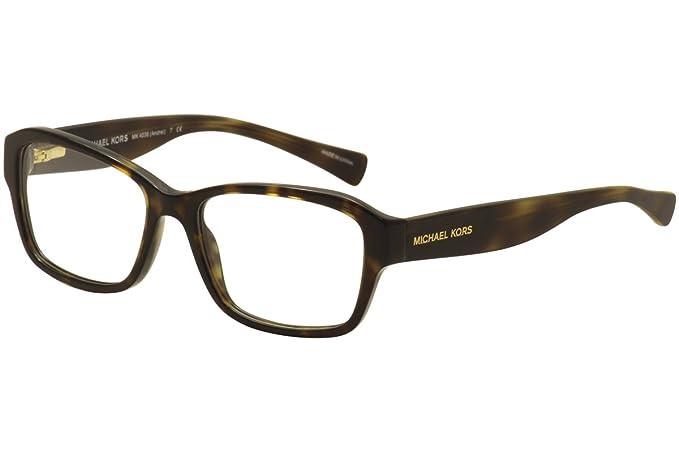 Michael Kors Andrei, Gafas de Sol para Mujer, Dark Tortoise ...