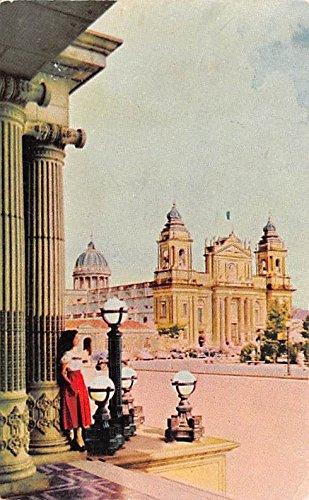 Metropolitan Cathedral - Metropolitan Cathedral Guatemala, Central America, Republica de Guatemala Postcard