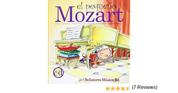 Pequeño Mozart, El Los grandes compositores y los niños: Amazon.es ...