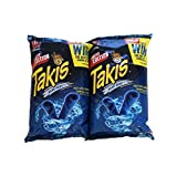 Barcel Limited Edition Takis Blue Heat, Pepper, 9.9