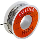 ZD1623B DOSS 1Mm X 100G Lead Free Solder Wire Sn99.3% Cu0.7% Flux2.2% 99.3% Tin (Sn) and 0.7% Copper (Cu) 99.3% Tin (Sn…