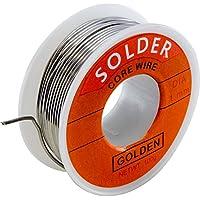 ZD1623A DOSS 1Mm X 100G Solder Wire Sn60% Pb40% Flux2.2% 60% Tin (Sn) and 40% Lead (Pb) 60% Tin (Sn) and 40% Lead (Pb…