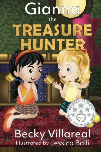 Gianna the Treasure Hunter (Gianna the Great) (Volume 3)