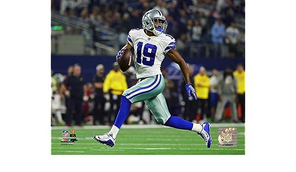 Amari Cooper Dallas Cowboys 2018 Action Photo Size: 8 x 10