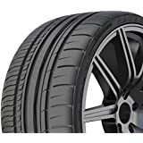Federal 595 RPM Performance Radial Tire - 245/50R18 100W