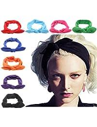 Women's Headbands Headwraps Hair Bands Bows Accessories