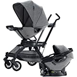Orbit Baby Porter Collection Limited Edition Stroller - Gray/Black
