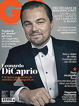 GQ Latin America December 1, 2016 issue