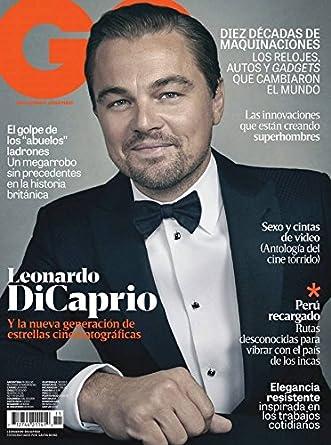 GQ Latin America December 1, 2016 issue