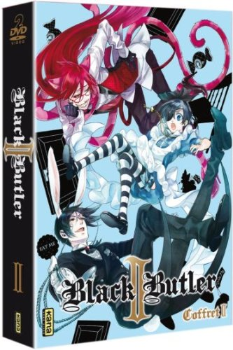 Black Butler II - Coffret 2 (Black Coffret)