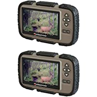 Stealth Cam CRV43 4.3 LCD Screen Game Photo Viewer & SD Card Reader (2 Pack)