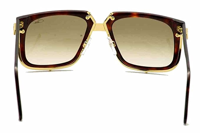 15a5af2cdbd Cazal Sunglasses CZ 643 007SG Tortoise Gold Size 55mm  Amazon.ca  Sports    Outdoors