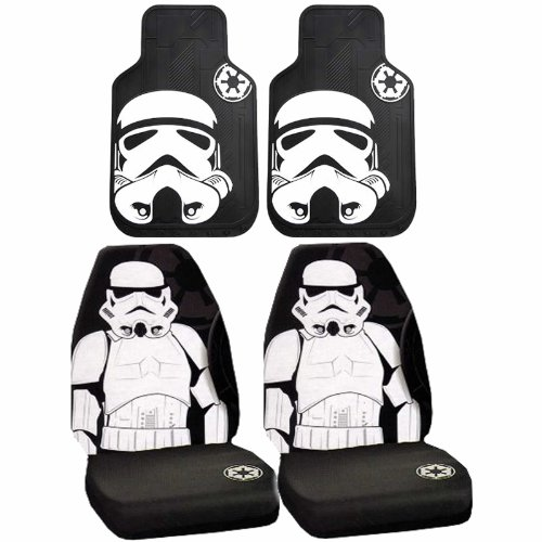 Compare Price To Storm Trooper Car Seat Cover