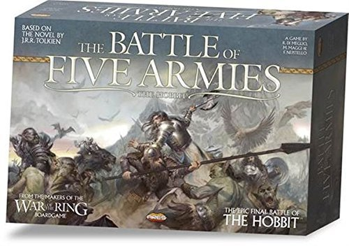 The Battle of Five Armies by Ares Games