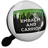 Small Bike Bell Embalm and Carrion Halloween Green Slime - NEONBLOND